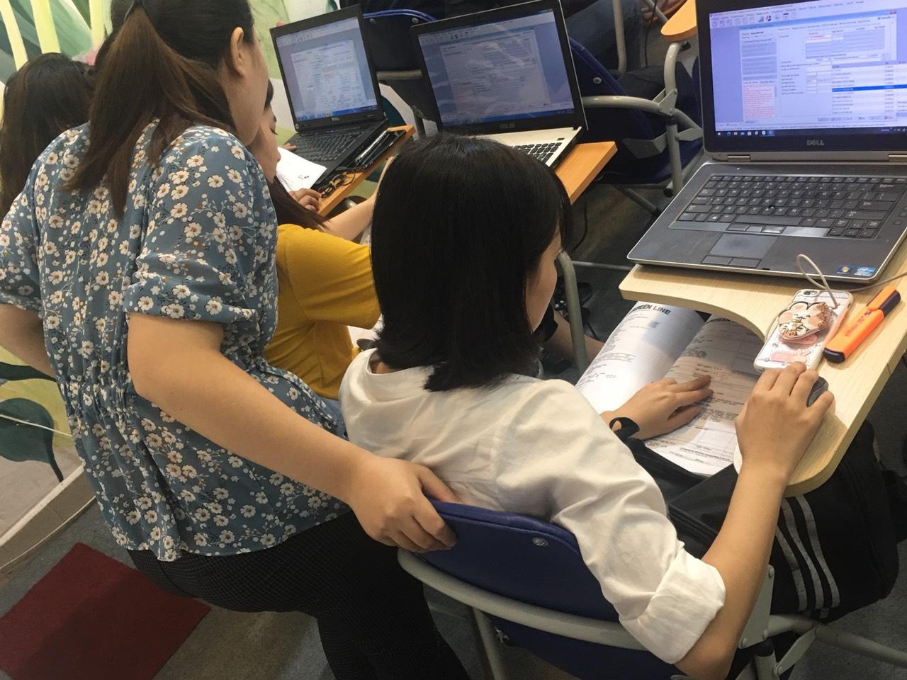 Các lớp học nghiệp vụ uy tín sẽ rất quan tâm tới chất lượng đào tạo