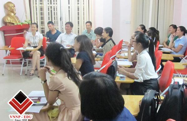 Khóa học quản trị nhân sự uy tín của VNNP