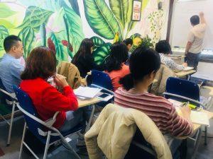 Hình ảnh một khóa học nghiệp vụ tại trung tâm VinaTrain (nguồn: VinaTrain Việt Nam)