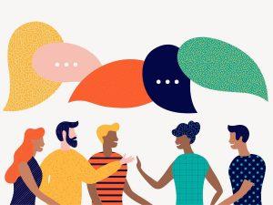 Muốn học hiệu quả bạn phải tích cực tương tác với giáo mọi người trong lớp