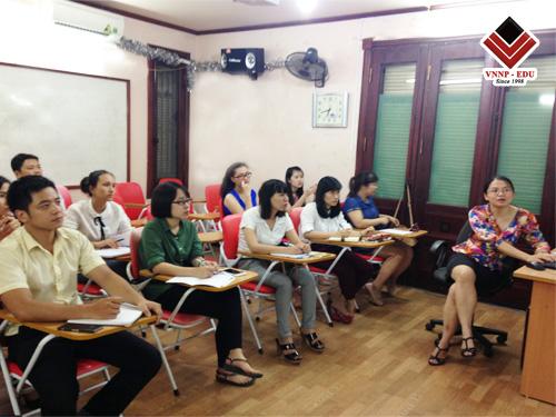 Tổ chức giáo dục VNNP Việt Nam