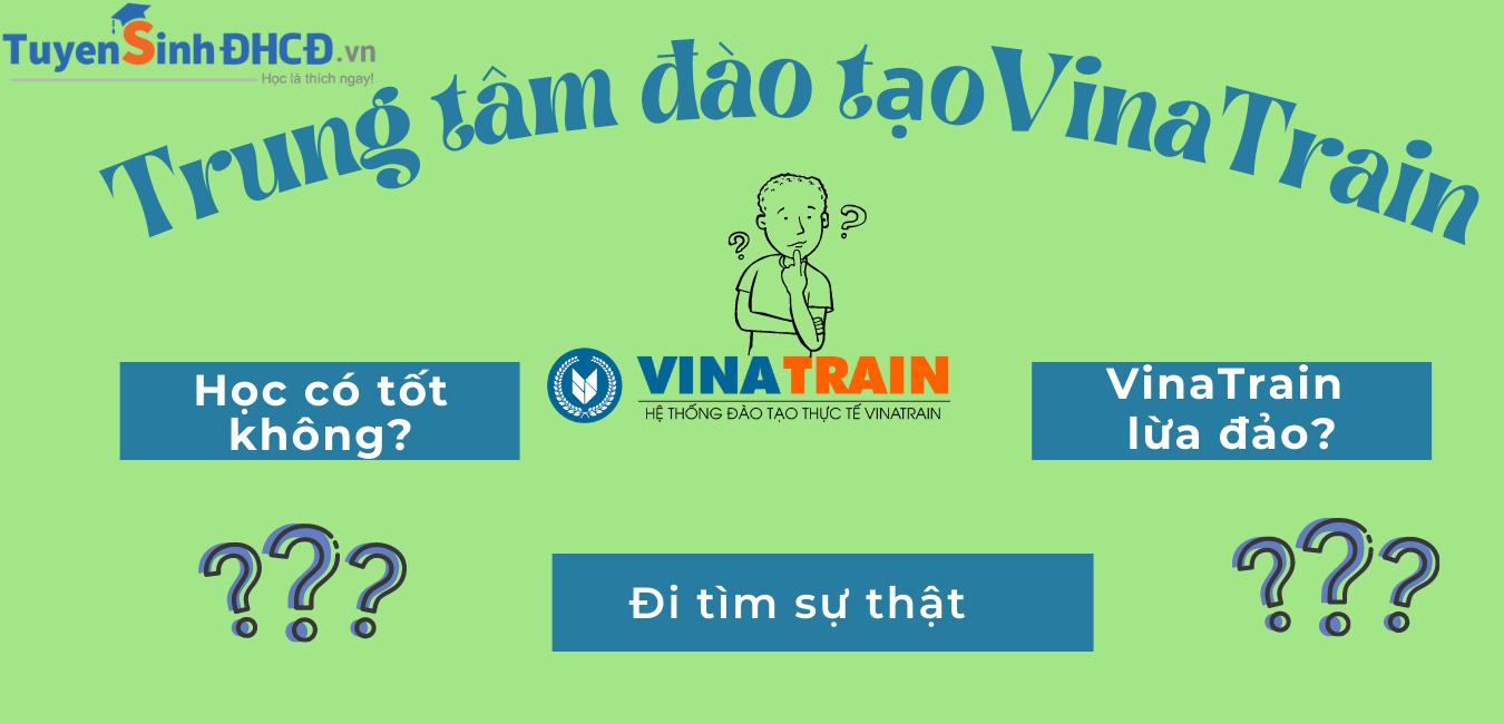 Đi tìm sự thật VinaTrain lừa đảo