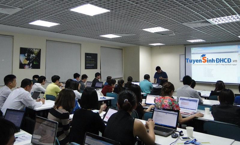Hình ảnh khóa học EXCEL tại Vinatrain