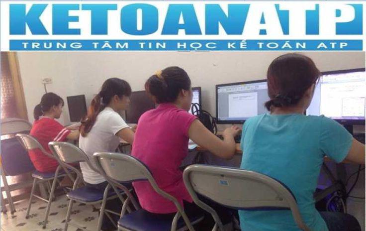 Khóa học EXCEL tại kế toán ATP