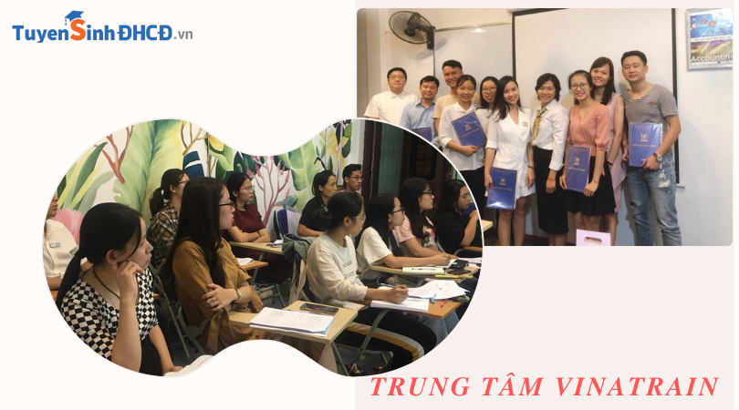 Trung tâm đào tạo nhân viên tuyển dụng VinaTrain