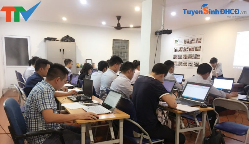 Trung tâm tin học văn phòng Trí Tuệ Việt